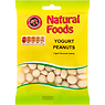 Natural Foods Yogurt Peanuts 100g
