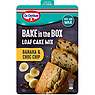 Dr. Oetker Bake in the Box Banana & Chocolate Chip Loaf Cake Mix 175g
