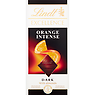 Lindt Excellence Dark Orange Chocolate Bar 100g