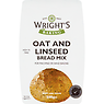 Wright's Baking Oat & Linseed Bread Mix 500g