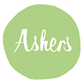 Ashers Coconut Fingers 400g