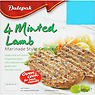 Dalepack 4 Minted Lamb Marinade Style Grill Steaks 320g