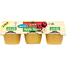 Gefen Natural Apple Sauce 6 x 113g (680g)