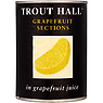 Trout Hall Grapefruit Sections in Grapefruit Juice 539g