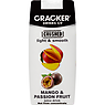 Cracker Drinks Co Light & Smooth Mango & Passion Fruit Juice Drink 330ml