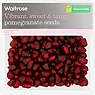 Waitrose Pomegranate Seeds 125g