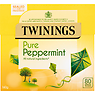 Twinings Pure Peppermint 80 Single Tea Bags 160g