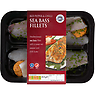 New England Seafood Red Pepper & Chilli Sea Bass Fillets 205g