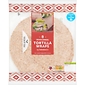 Sainsbury's 8 Wholemeal Tortilla Wraps 496g