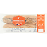 Part-Baked Bread 2 Brown Baguettes 300g