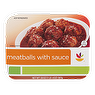 Ahold Meatballs with Sauce