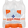 Acqua Panna Natural Mineral Water 6 x 1L