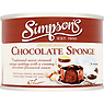 Simpson's Chocolate Sponge 300g