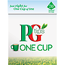 PG tips One Cup 70s Pyramid Teabags 140g
