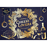 Luxury Cheese Lovers Advent Calendar 630g Pave D' Affinois Original