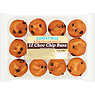 Comerfords 12 Choc Chip Buns 320g