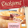 Dicksons Corned Beef and Potato Family Plate Pie 730g
