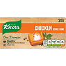 Knorr Chicken Stock cubes 20 x 10 g