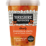 Yorkshire Provender Chicken & Lentil Soup with Spinach & Cumin 600g