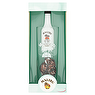 Malibu Caribbean Rum with Coconut Flavour, Thorntons Double Treat Moments & Glass