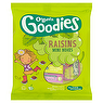 Organix Goodies Raisins Mini Boxes 168g