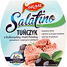 Graal Salatino Tuna with Corn, Carrots, Green Peas and Black Olives 160g