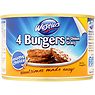 Westlers 4 Burgers in Onion Gravy 425g