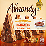 Almondy Gluten-Free Swedish Almond Cake Filled with Soft Caramel and Roasted Peanuts 1200g