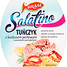 Graal Salatino Tuna Salad with Pearl Cous-Cous and Dried Tomatoes 160g