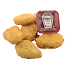 Burger King Chicken Nuggets with Dip