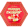 Sultans Turkish Delight Rose & Lemon Flavoured 325g