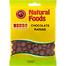 Natural Foods Chocolate Raisins 100g