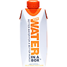 Vivid Water in a Box Spring Water with a Dash Orange & Peach Flavour 330ml