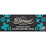 Divine Chocolate Fairtrade Smooth Dark Salted Caramel Thins 200g