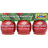 Compal Essential Strawberry Fruit Shot 3 x 110ml (330ml)