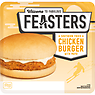 Feasters Southern Fried Chicken Burger 130g