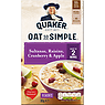 Quaker Oat So Simple Sultanas & Raisins Porridge Sachets 10x38.5g