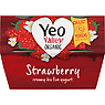 Yeo Valley Organic Strawberry 4 x 120g (480g)