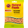 Natural Foods Sesame Sticks 80g