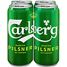 Carlsberg Lager Beer 4 x 500ml