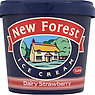 New Forest Ice Cream Dairy Strawberry 1Litre