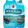 Aqua Pura Still Natural Mineral Water 6 x 1.5L
