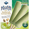 Everest Ices Limited Kulfi Dairy Pistachio Kulfi Ice Cream Sticks 4 Pack