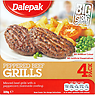 Dalepak Peppered Beef Grills 4 Pack 320g