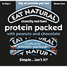 Eat Natural Protein Packed Crunchy Nut Bars with Peanuts and Chocolate 3 x 45g