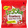 Frootz Strawberry 100% Fruit Drops 18g