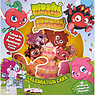 Moshi Monsters Celebration Cake