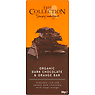 The Collection Organic Dark Chocolate & Orange Bar 100g