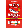Glenryck Wild Caught Scottish Mackerel Fillets in Sunflower Oil 125g