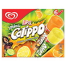 Calippo Mini Orange & Lemon-Lime Ice Lolly 6 x 80ml Calippo Orange